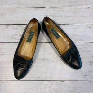 Cole Haan Tassel Loafers w/ Small Heel Size 9